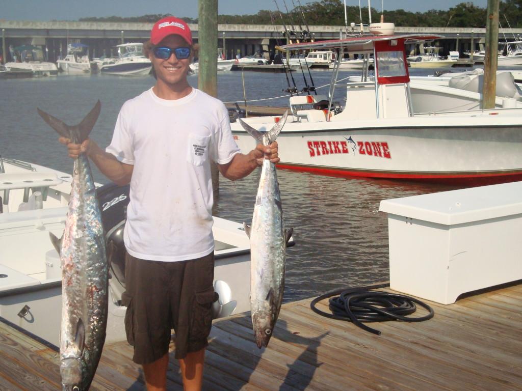 St simons island deep sea fishing charters for Deep sea fishing charters