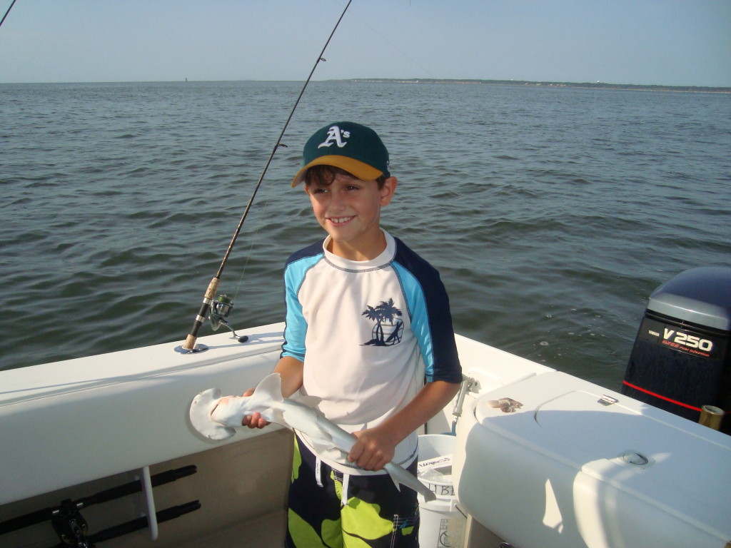 St simons island kids fishing trips for Fishing vacation packages