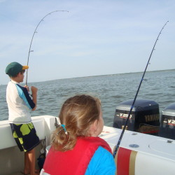 Kids Fishing Trips