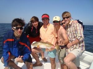 St. Simons Island Fishing Guide