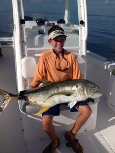 Jack Crevalle Fishing