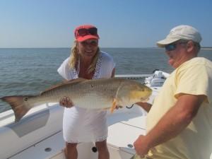 Georgia Bull Redfish