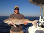 St. Simons Redfish Guide