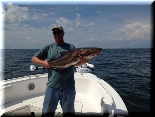 Georgia Charter Fishing
