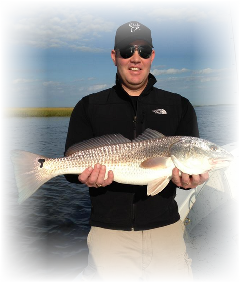Light Tackle Redfish Guide