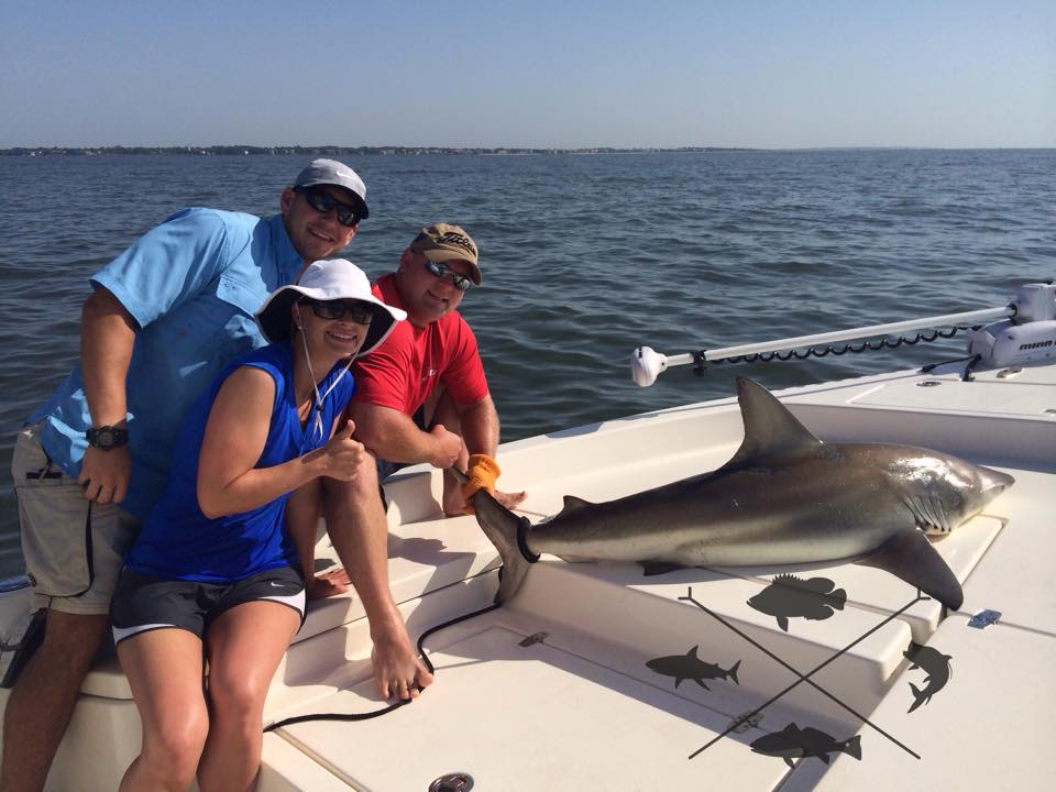 georgia shark fishing charters