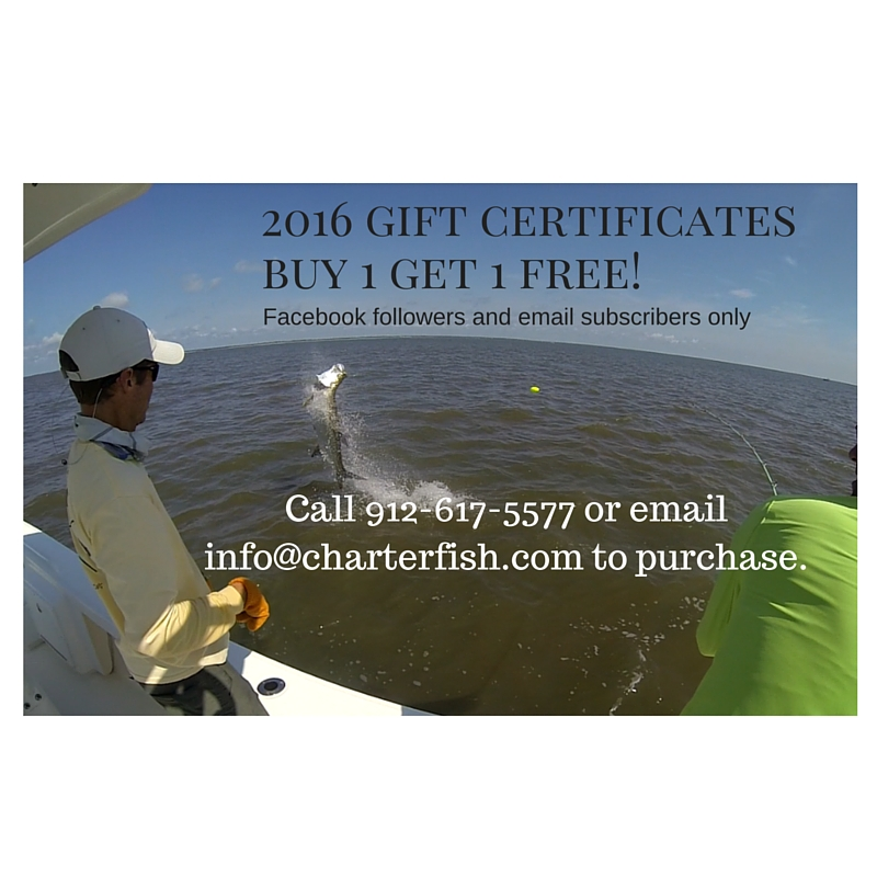 2016 gift certificates
