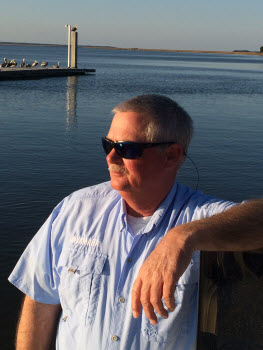 Fishing Guide Tim Cheek