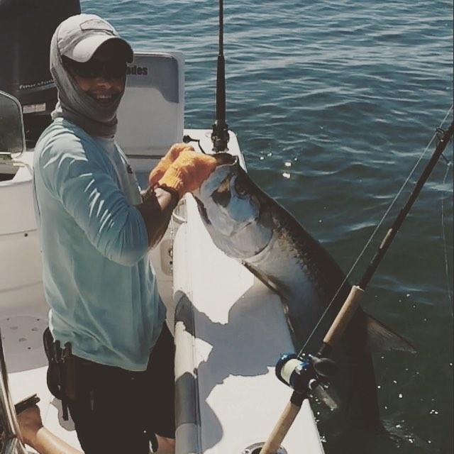 tarpon fishing georgia