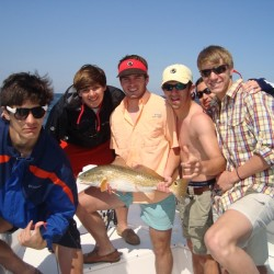 St. Simons Island Fishing Guide